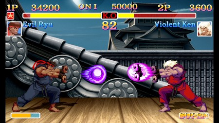 Ultra Street Fighter Ii The Final Challengers Switch 3