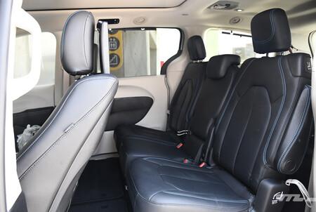 Chrysler Pacifica 2021 Opiniones Prueba Mexico 21