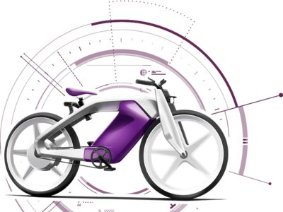 CoModule presenta un prototipo de bicicleta (triciclo) eléctrica autónoma en Eurobike