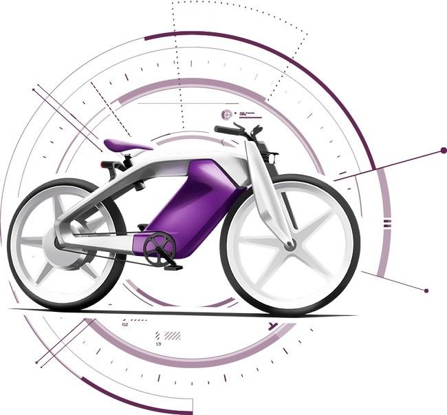 Tech Bike