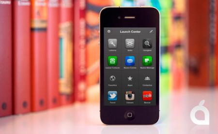 Launch Center Pro, la forma más rápida de realizar acciones comunes con tu iPhone