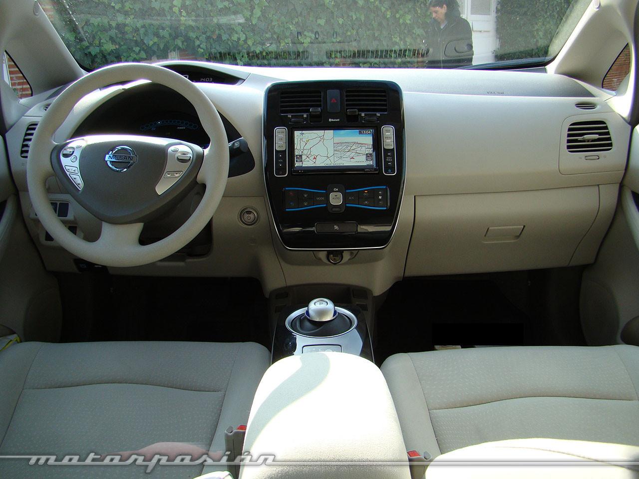 Foto de Nissan Leaf, prueba (24/27)