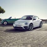 El estiloso Volkswagen Beetle se pone al día. Hazte con un icono por 21.330 euros