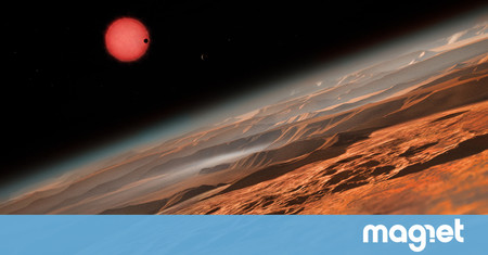 Por qué Trappist-1 se llama como se llama (y por qué el modo de elegir su nombre es demencial)