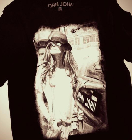 Camiseta Bloguera Nuria