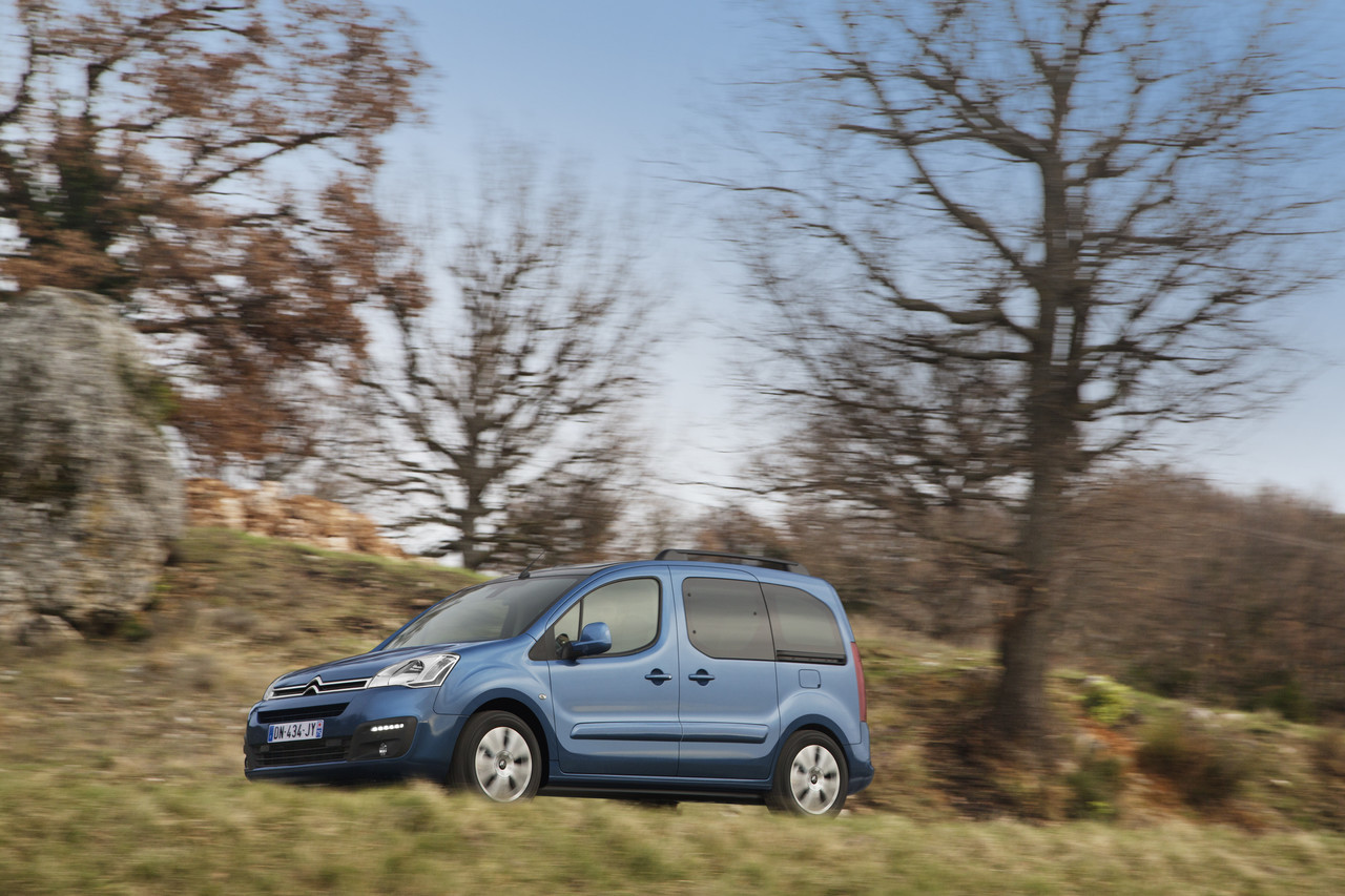 Foto de Citroën Berlingo (45/61)