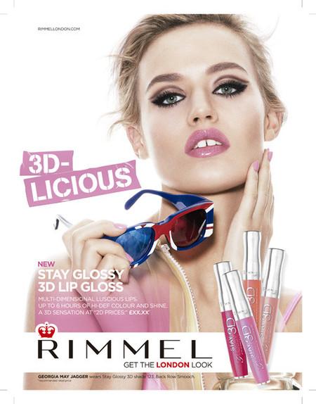 STAY GLOSSY 3D rimmel