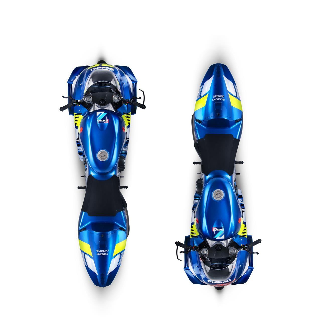 Foto de Presentación MotoGP Suzuki 2019 (1/60)