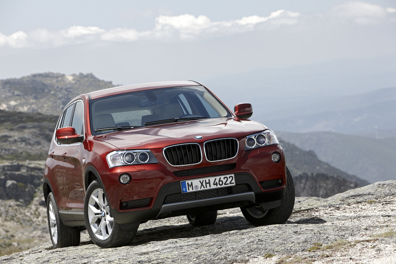 Foto de BMW X3 2011 (27/128)