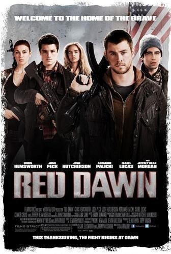 'Amanecer Rojo', primer tráiler y cartel del remake