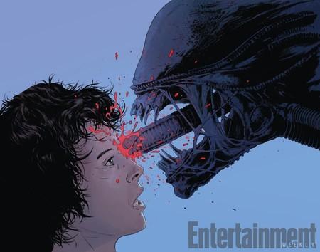 Ripley iba a morir en 'Alien'