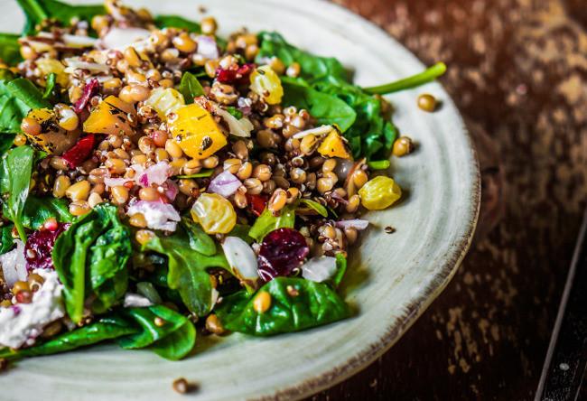 dieta metabolismo acelerado para vegetarianos