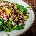 ¿Cómo debe ser una dieta vegetariana para adelgazar?
