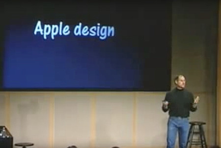 Apple Design Ipod 2001