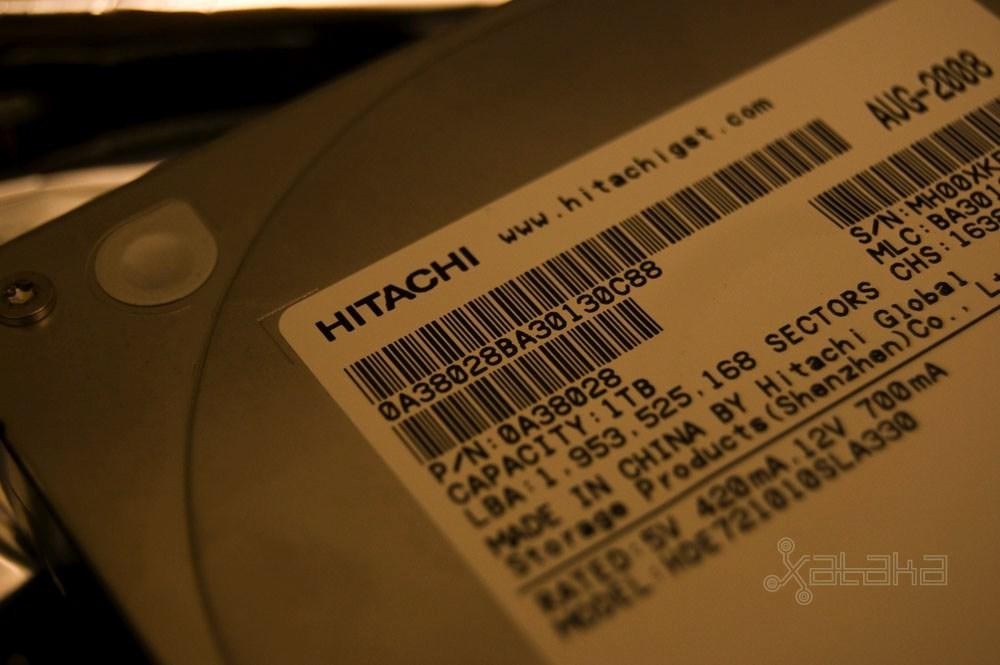 Hitachi Deskstar E7K1000