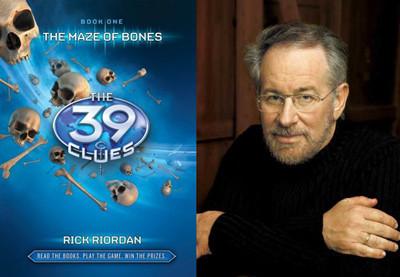 Spielberg adapta los libros de aventuras multiplataforma 'The 39 Clues'