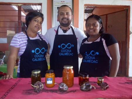 Cocina Calmécac el nuevo proyecto del Instituto Intercultural Calmécac para sobrevivir durante la pandemia