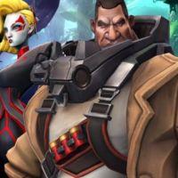Battleborn amplía su plantilla de personajes: Ghalt y Deande se suman a lo nuevo de Gearbox