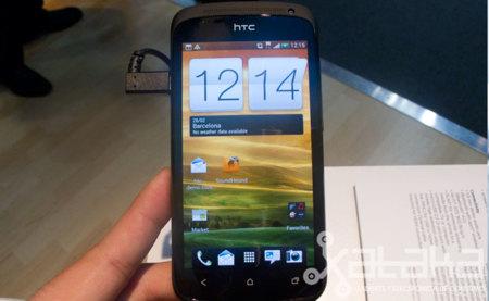 HTC One S. Toma de contacto