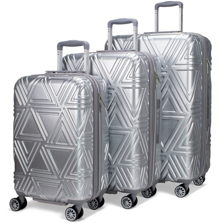 Badgley Mischka Luxury Luggage Collection