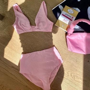 Los 11 bikinis de cintura alta más bonitos que hay ahora mismo en H&M, Calzedonia, Oysho y Asos