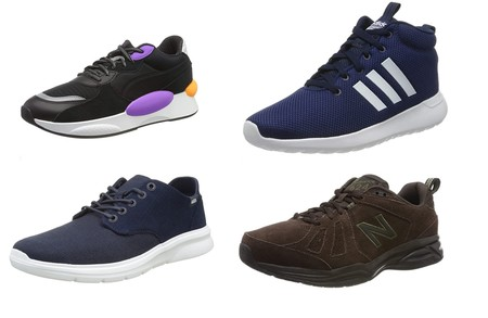 Chollos en tallas sueltas de zapatillas New Balance, Adidas, Vans o Nike por menos de 30 euros en Amazon
