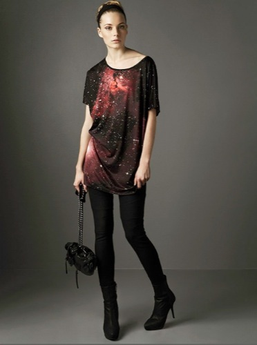 Nuevos looks y estilos de Zara, Otoño-Invierno 2009/2010, minivestidos