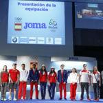 La equipación olímpica para Rio de Janeiro es de lo más tradicional, y por fin deja la polémica atrás