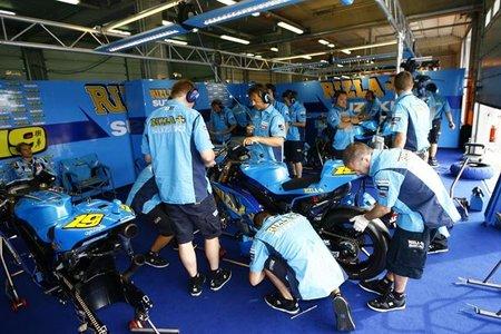 MotoGP 2010: Suzuki puede usar más de seis motores en MotoGP