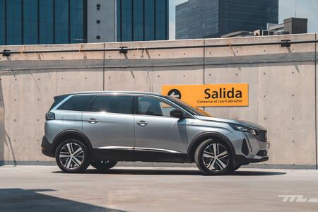 Peugeot 5008 Gt 2022 Prueba De Manejo Opiniones Precio 10