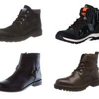 Chollos en tallas sueltas de tallas sueltas de botas Levi's Pepe Jeans o Tommy Hilfiger a partir de 35 euros