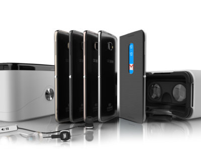 Alcatel Idol 4S, un gama media premium que abraza la realidad virtual