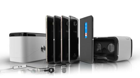 Alcatel Idol 4S, un gama media premium que abraza la realidad virtual