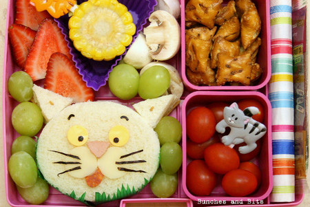 Suma frutas y verduras a la dieta de los peques