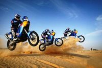 Un reality show para el Dakar