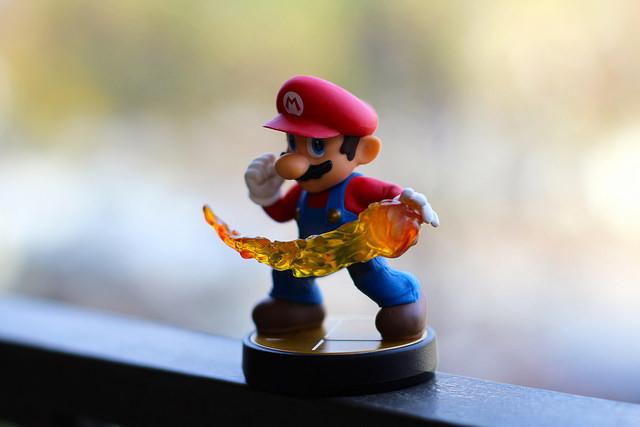 El plástico de Nintendo le gusta al mercado; se han vendido casí 2.6 millones de Amiibo