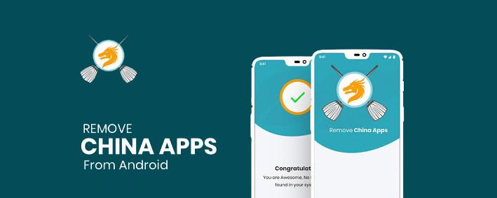 'Remove China Apps': así es la app que triunfa en la India para identificar y desinstalar aplicaciones chinas