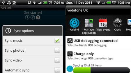 Airbind, aplicación gratuita para sincronizar tu biblioteca de iTunes en Android