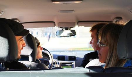 Consumo colaborativo - compartir coche