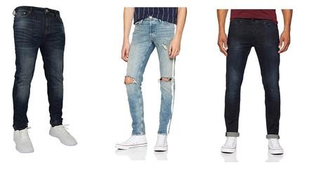 4 pantalones vaqueros por menos de 20 euros en Amazon de marcas como Find, Jack & Jones, WestAce y Only & Sons