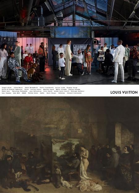 Enfocada En La Ninez Y La Inclusion Y El Arte Louis Vuitton Presenta Su Campana De Primavera 2019