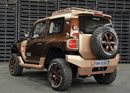 Ford Troller T4 Off Road Concept 2 2