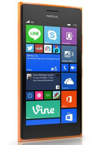 Nokia Lumia 735 y 730