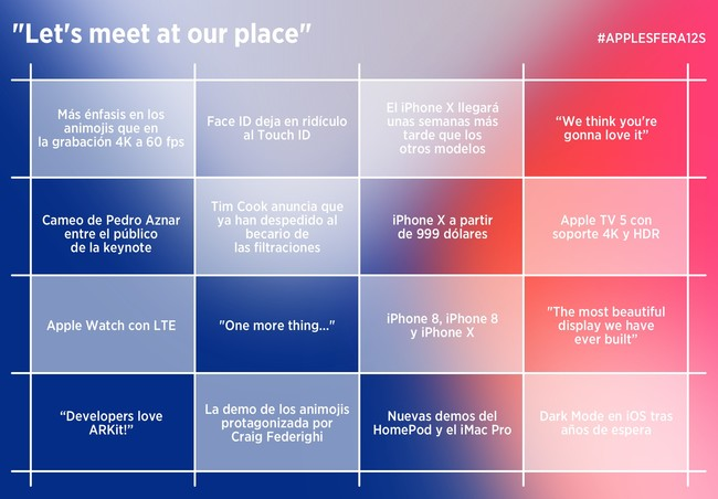 Bingo Applesfera12s