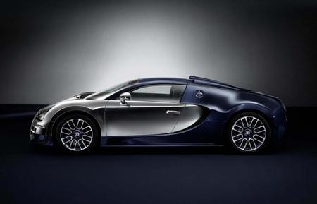 Les Légendes de Bugatti terminan con un Veyron en honor a Ettore Bugatti