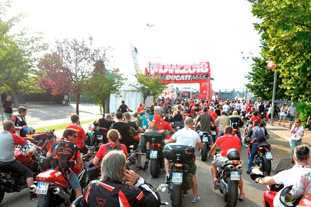 World Ducati Week 1