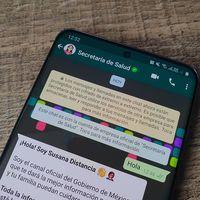 """Susana Distancia en WhatsApp: responde preguntas sobre COVID-19 con información oficial y hasta hace """"tests de riesgo"""" en México"""