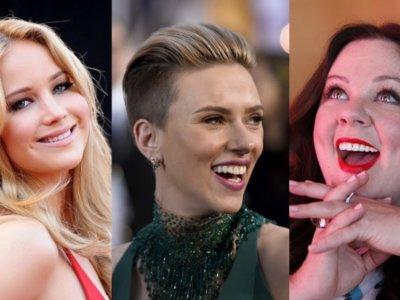 Jennifer Lawrence es la actriz mejor pagada del mundo (2014-2015)