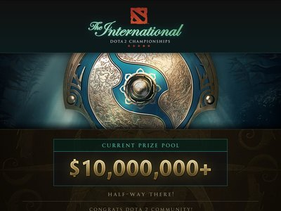 El premio para The International 7 ya supera los 10 millones de dólares