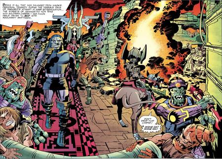 Apokolips Darkseid